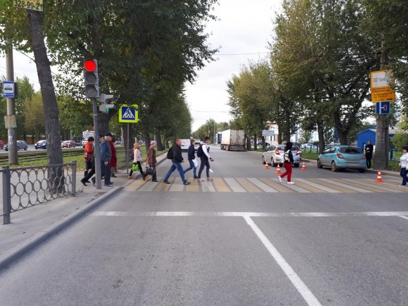 ВЕкатеринбурге два пешехода пострадали вДТП