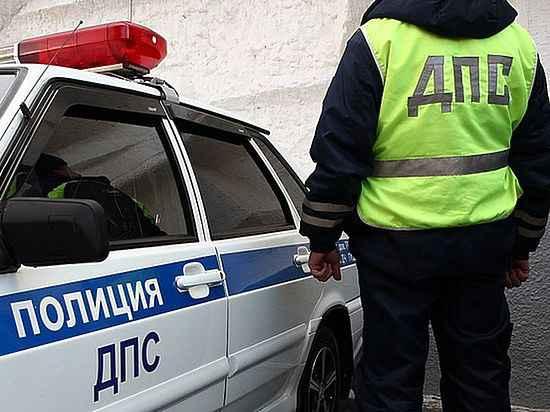 ВСвердловской области пойман шофёр без прав, перевозивший четырех детей