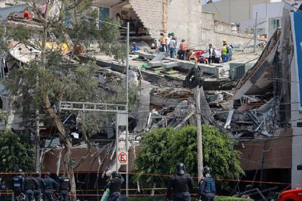 Число жертв  при землетрясении вМексике выросло до  286