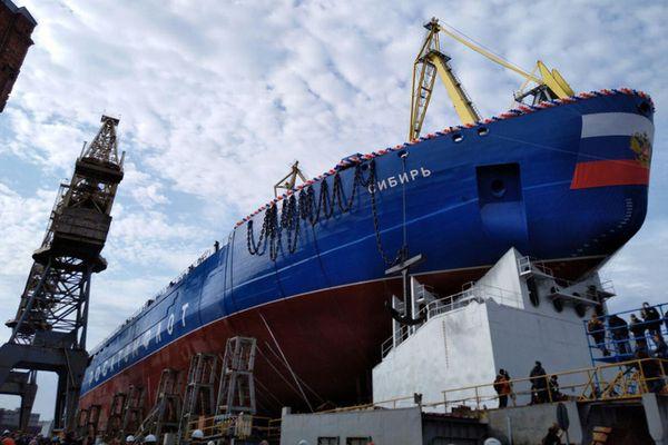 Ледокол «Сибирь» значительно укрепит потенциал отечественного атомного флота— Путин