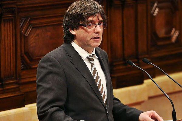 EC повернулся кнашему региону спиной— руководитель Каталонии
