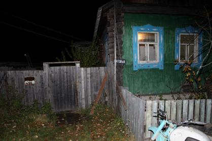 Подозреваемого вубийстве тесаком 3-х человек задержали вСвердловской области