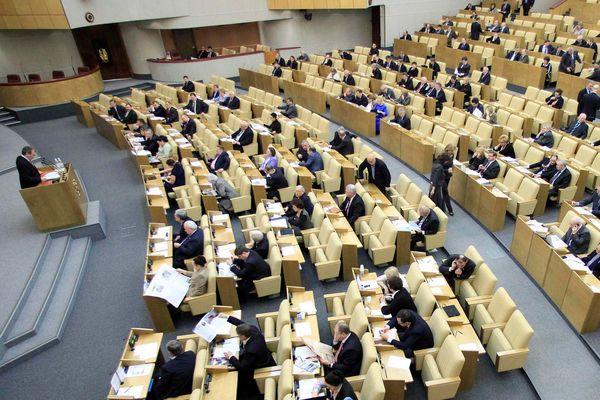 Законодательный проект оповышении МРОТ допрожиточного минимума внесли нарассмотрение Государственной думы