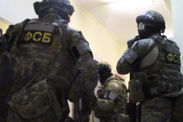ВКрыму схвачен военнослужащий, который собирал тайные данные для украинской разведки