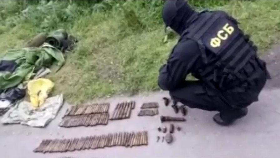 3-х мужчин соружием задержали вСвердловской области