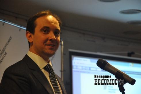 Глава Фонда президентских грантов Чукалин: «Мы создаем черный список НКО»