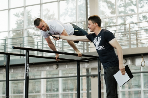 В Челябинске выявили победителей чемпионата по воркауту «Улица спорта»