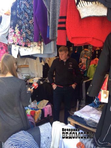 Общественники и чиновники попытались ликвидировать стихийный рынок около «Таганского ряда»