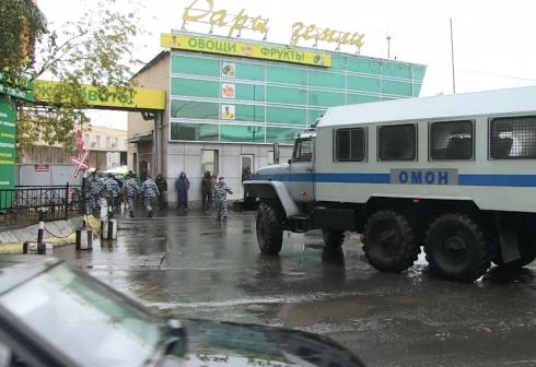 В уральской столице проходит операция «Нелегальный мигрант»