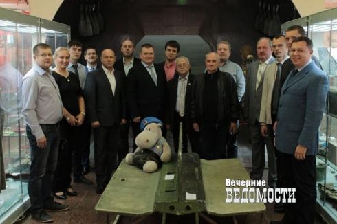 Свердловские офицеры намерены повышать уровень общественной безопасности в регионе