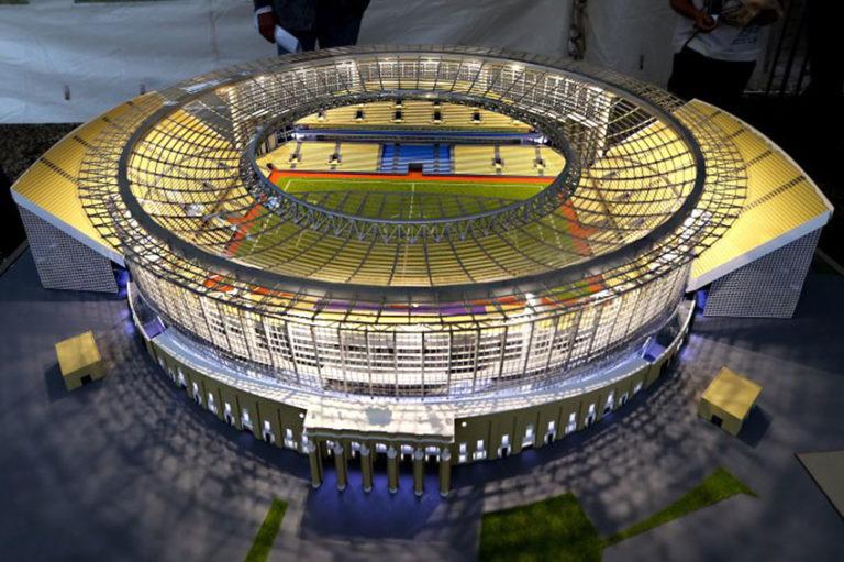 «Спартак»: Стадион кЧМ-2018 вЕкатеринбурге откроется матчем «Урал»
