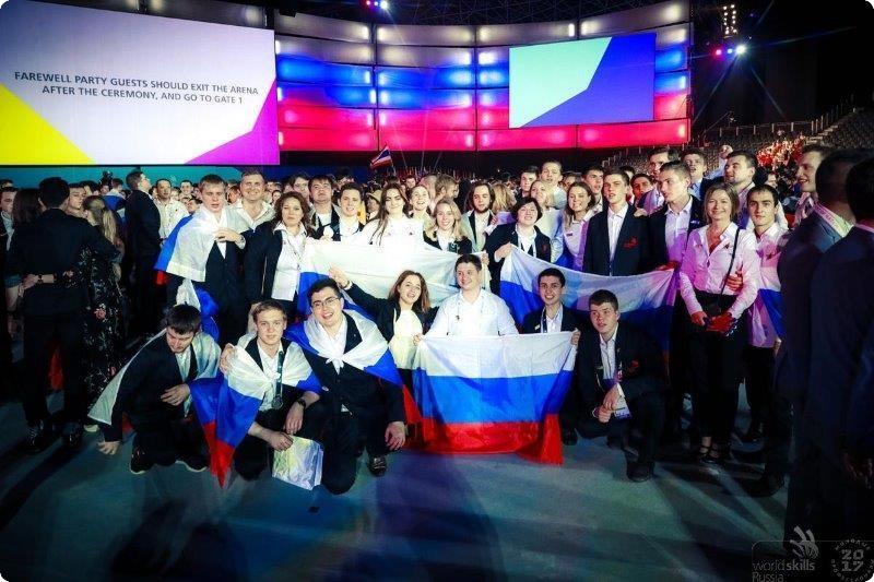 Липецкий студент-сварщик вошел всостав сборной Российской Федерации WorldSkills