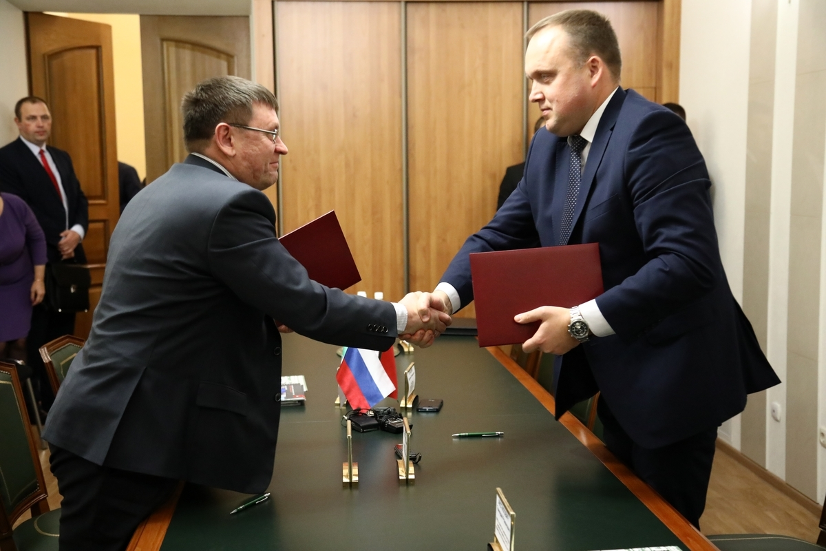 Учреждения Зауралья увеличат поставки вБеларусь