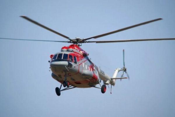 ВВС Дании подключились кпоиску упавшего Ми-8