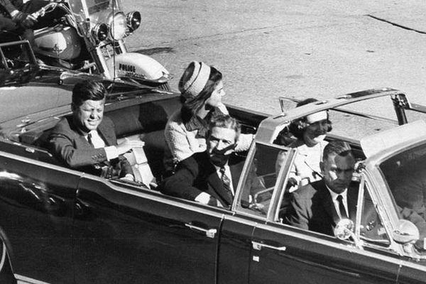 ВСША рассекретили около 3-х тыс. документов— Убийство Кеннеди