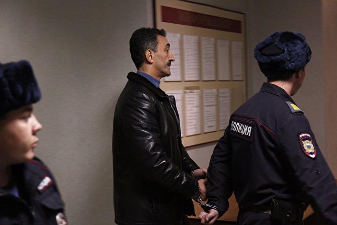 Екатеринбургский юрист  обвиняется впосредничестве вовзяточничестве