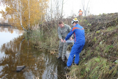 Завершен пятилетний проект по зарыблению Исетского водохранилища