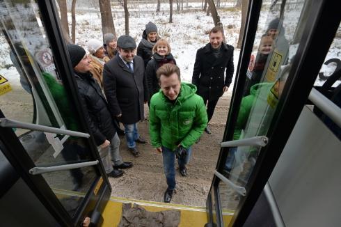 Челябинский электробус после обкатки поставят на 15-й маршрут