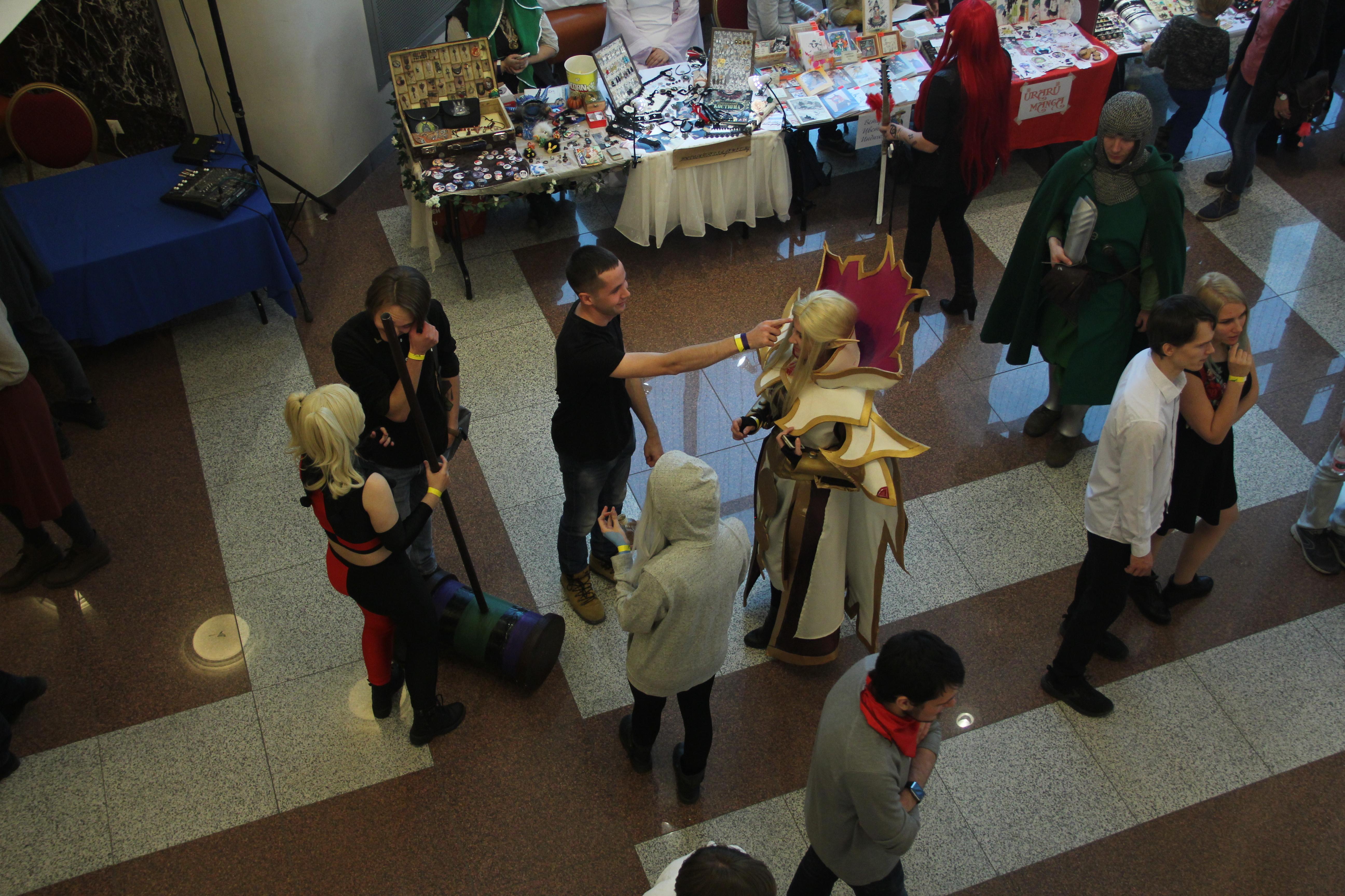 Екатеринбург окунулся в мир фантастики и фэнтези