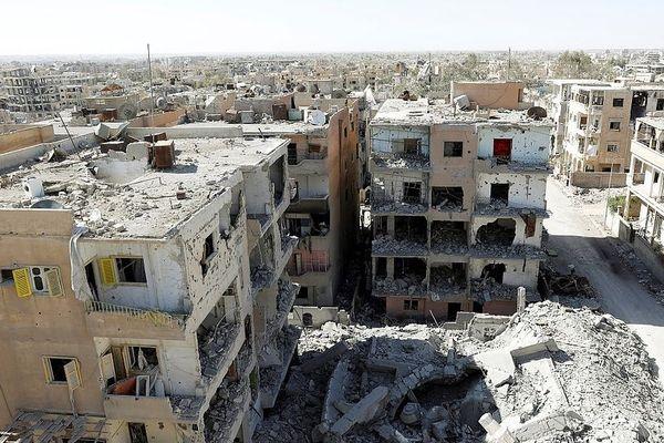 Последний оплотИГ вСирии взят под огневой контроль