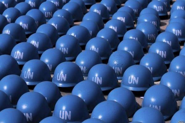 США хотят  предложить Российской Федерации  расположить  20 тыс.  миротворцев вДонбассе