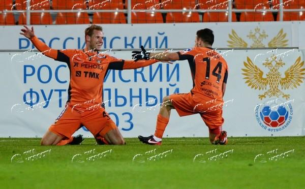 «Урал» одержал победу над «Амкаром» втоварищеском матче