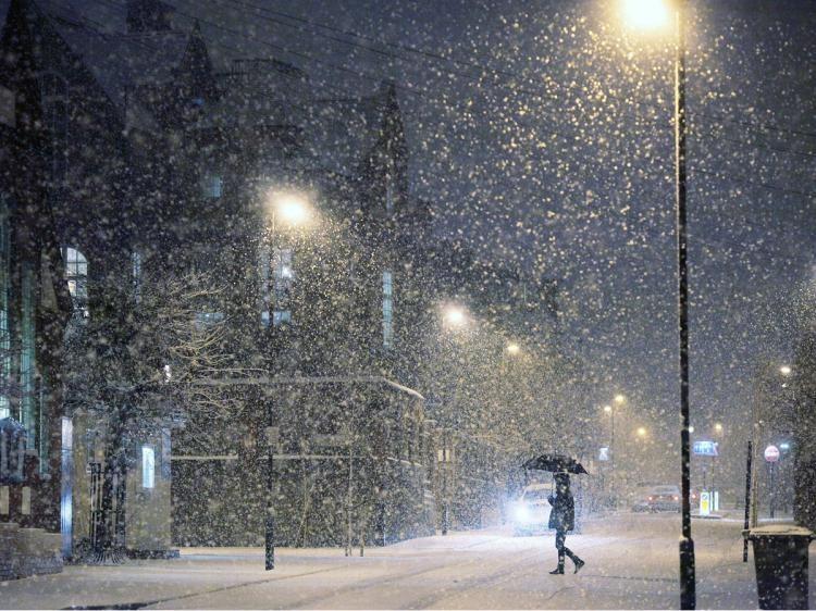 ВСвердловской области предполагается  сильное похолодание