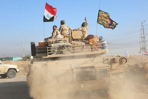 ВИраке началась операция против последнего оплота ИГ* вгосударстве