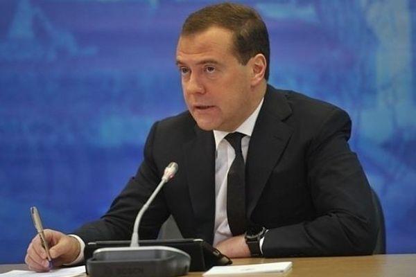 Медведев 30ноября винтервью русским телеканалам подведет результаты года