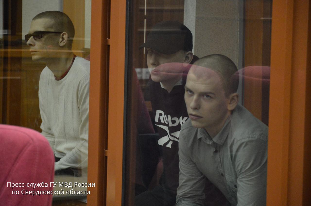 Заубийство три жителя Первоуральска отправятся зарешетку на48 лет