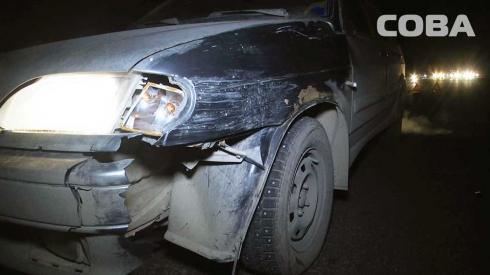 Вечером на дублере Сибирского тракта сбили пешехода