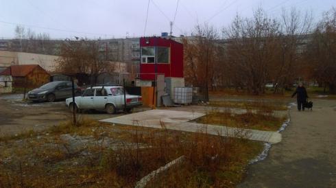 В «мусорные» разборки на ЖБИ вмешались депутаты