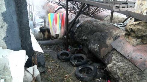 После пожара в коллекторе на улице Надеждинской обнаружили два трупа