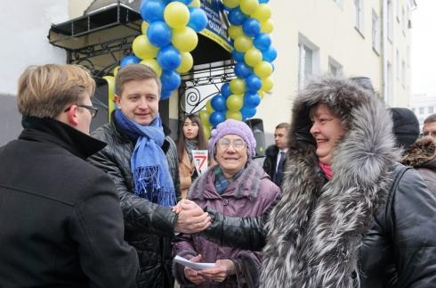 ЛДПР усиливает позиции в Екатеринбурге