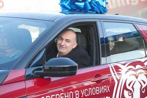 Житель Троицка выиграл внедорожник из легендарного ралли