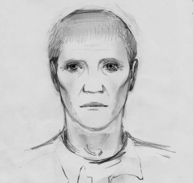 Следствие обращается к жителям Свердловской области по вопросу установления личности мужчины, подозреваемого в совершении особо тяжкого преступления