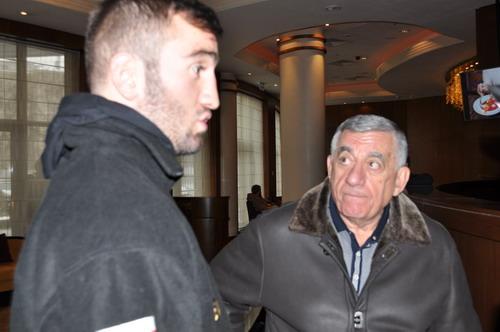 Боксёр-челябинец Мурат Гассиев может встретиться со своим соперником в Сочи