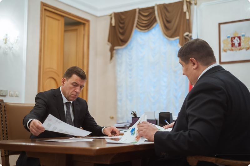 Евгений Куйвашев: свердловский АПК в 2018-ом получит всестороннюю поддержку