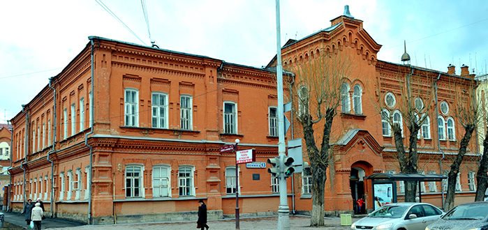 Еще один суд за недвижимость между Екатеринбургской епархией и правительством
