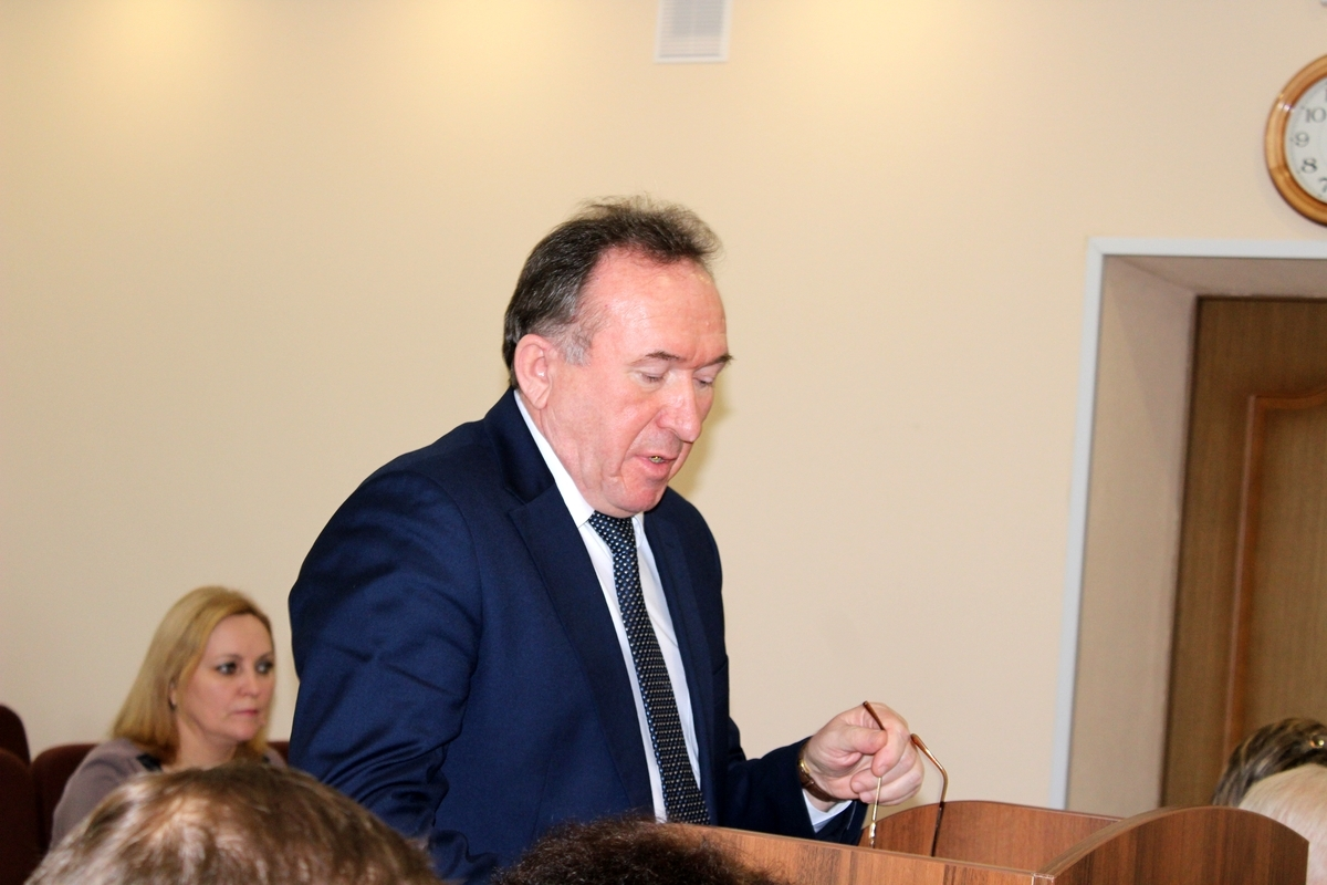 Руководитель Шадринского района Зауралья переизбран напятый срок