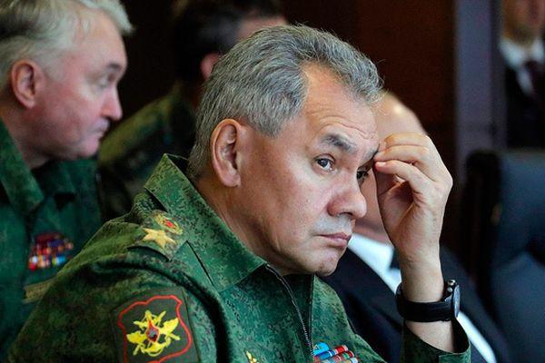Шойгу: русские военные уже начали возвращаться изСирии