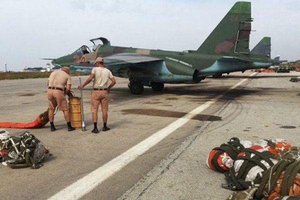 ВПентагоне незаметили существенного сокращения военнослужащих Вооружённых силРФ вСирии