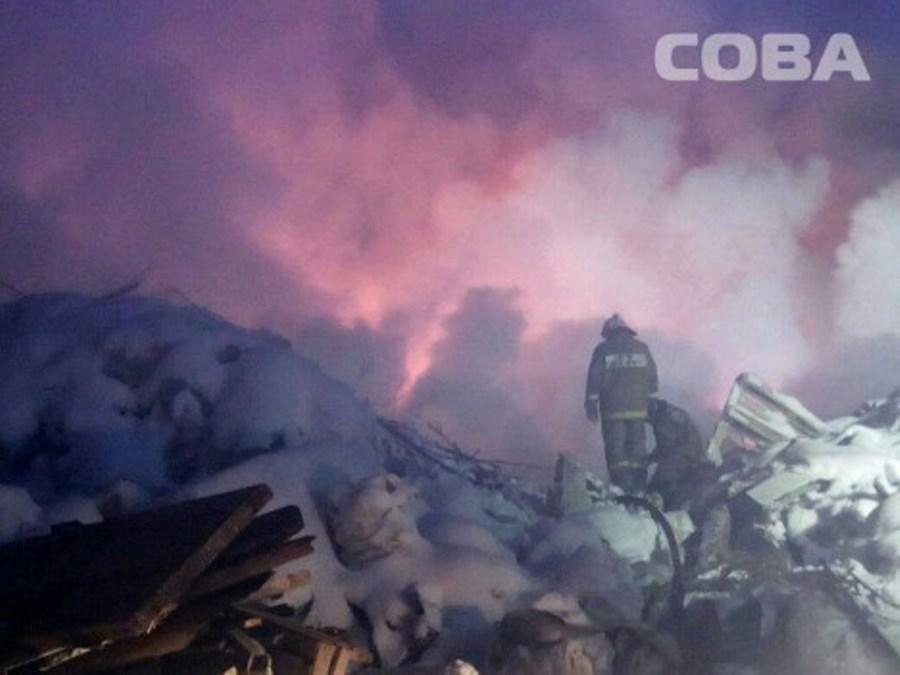 Тлеющая свалка в Екатеринбурге — борьба продолжается