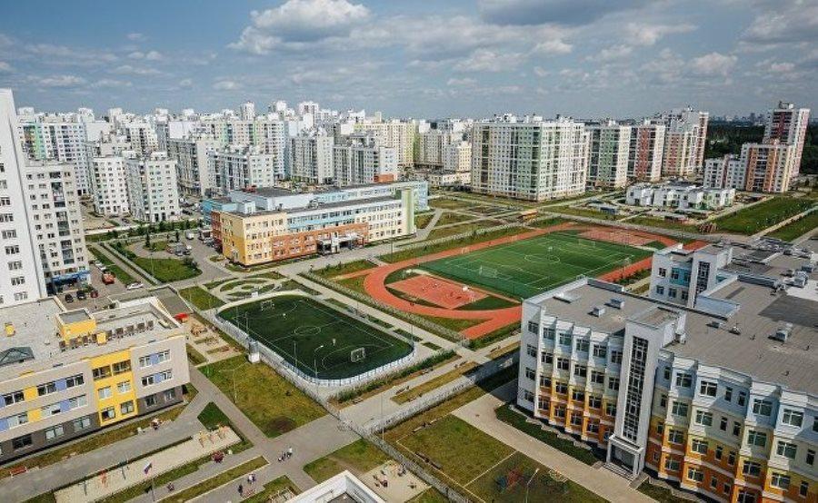 Академический будет восьмым районом Екатеринбурга