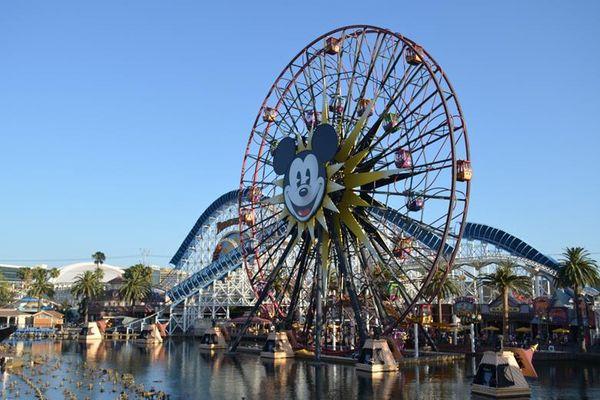 Вкалифорнийском Disneyland возобновили подачу электрической энергии