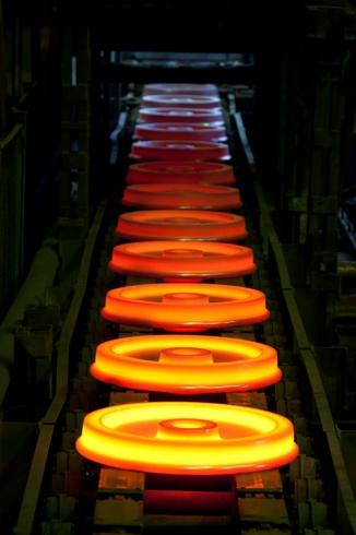 ЕВРАЗ НТМК сможет увеличить поставки колес конструкции H-36 в Северную Америку