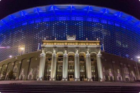 «Синара-Девелопмент» сообщила о завершении основных работ на «Екатеринбург Арене»