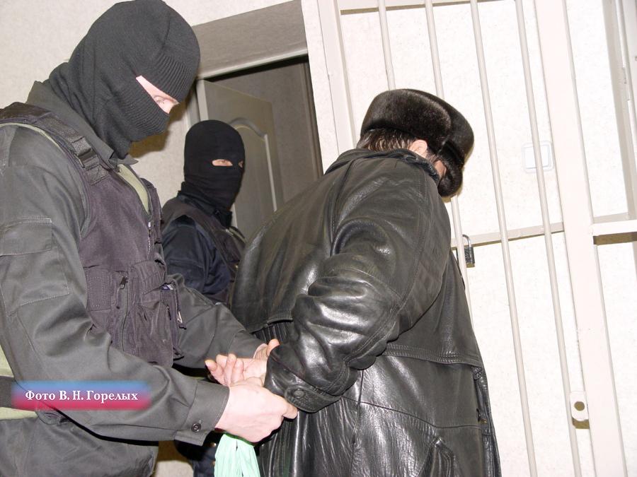 ВЕкатеринбурге задержали угрожавшего подорвать дом мужчину