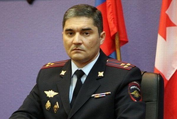 МВД поРеспублике Тыва возглавил экс-заместитель министра внутренних дел поУдмуртии