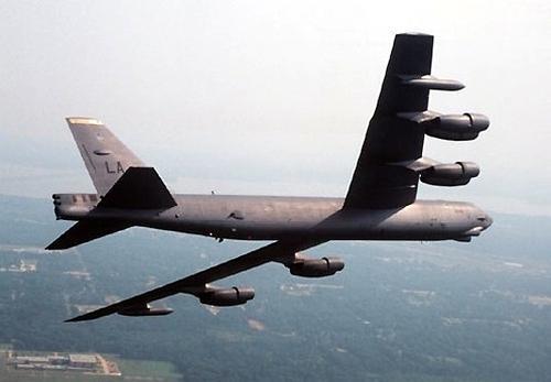 США перебросили вЕвропу три самолета, способных нести ядерное оружие